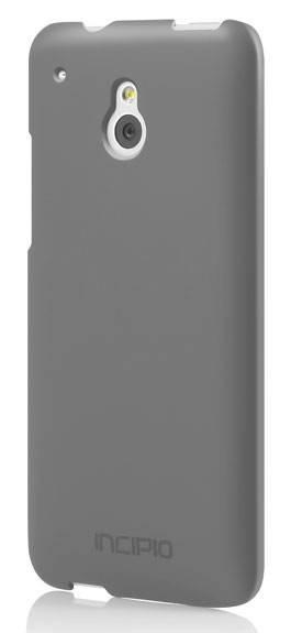 Чехол (клип-кейс) Incipio Feather (HT-374) серый - фото 1
