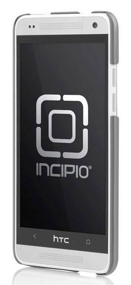 Чехол (клип-кейс) Incipio Feather (HT-374) серый - фото 2