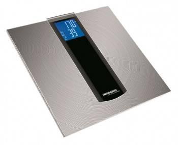 Весы напольные электронные Redmond RS-728B серебристый