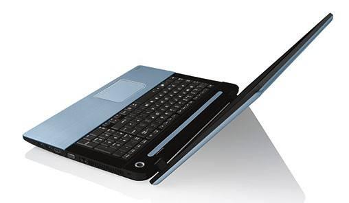 "Ноутбук 17.3"" Toshiba Satellite S70-A-K6M голубой - фото 2"