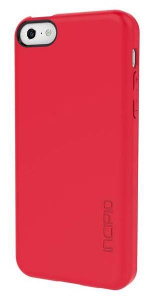 Чехол (клип-кейс) Incipio Feather, IPH-1141-RED красный - фото 1