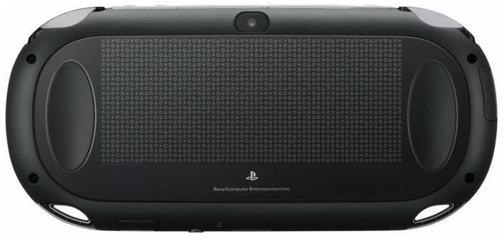 Игровая консоль Sony PlayStation Vita Wi-Fi черный - фото 2