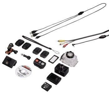 Камера Hama Star-60 microSDHC/SD 32Gb/miniUSB2.0/min HDMI C/2.5mm Jack - фото 2