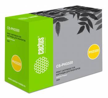Тонер Картридж Cactus CS-PH3320 106R02304 черный
