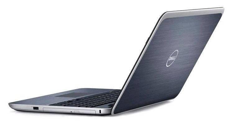"Ноутбук 17.3"" Dell Inspiron 5737 серый - фото 2"