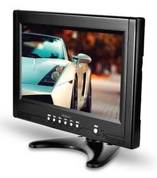 Портативный телевизор 9 Rolsen RCL-900 черный