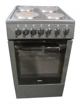 Плита электрическая Beko CSE 56100 GA темно-серый