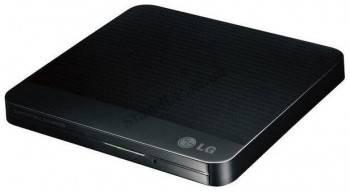 Оптический привод LG GP50NB41 черный USB slim
