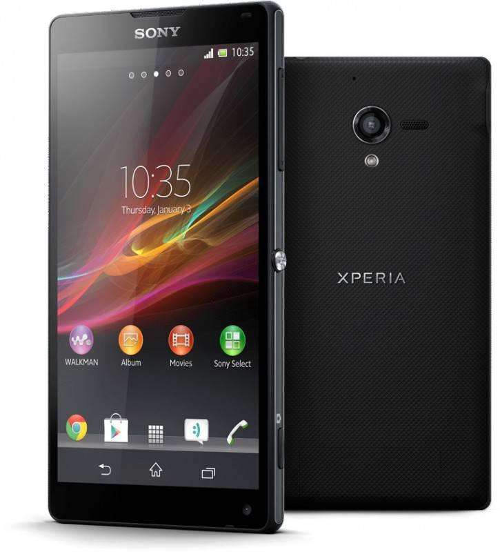 Смартфон Sony Xperia Z1 C6903 16ГБ черный - фото 1