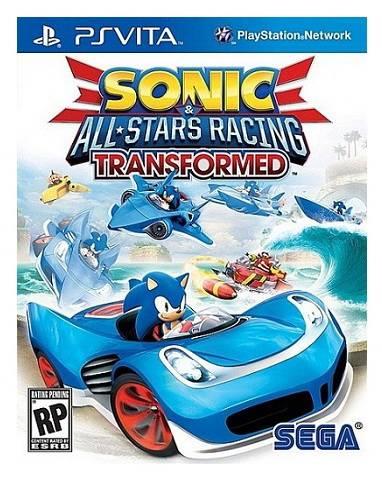 Игра для Playstation Vita Soft Club Sonic & All-Star Racing Transformed - фото 1