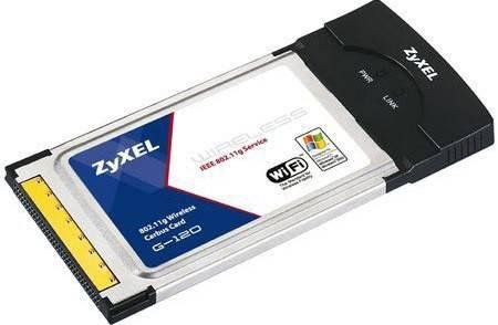 Сетевой адаптер WiFi Zyxel G-120EE - фото 1