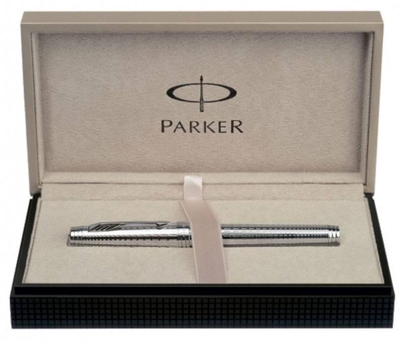 Ручка перьевая Parker Premier Laсque F560 Deep Black ST (S0887860) - фото 2