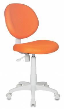 Кресло детское Бюрократ KD-W6 оранжевый (KD-W6/TW-96-1)