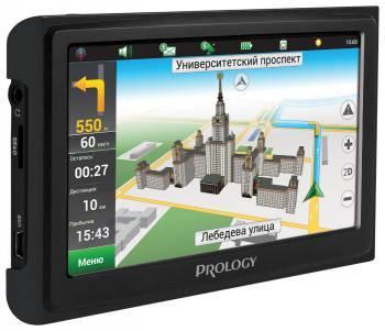 GPS-навигатор Prology iMAP-4300 4.3 черный