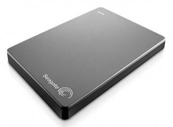 Внешний жесткий диск 1Tb Seagate Backup Plus STDR1000201 серебристый USB 3.0