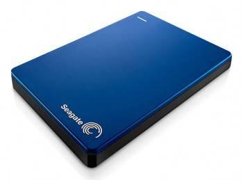 Внешний жесткий диск 1Tb Seagate Backup Plus STDR1000202 синий USB 3.0