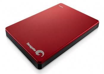 Внешний жесткий диск 1Tb Seagate STDR1000203 Backup Plus красный USB 3.0