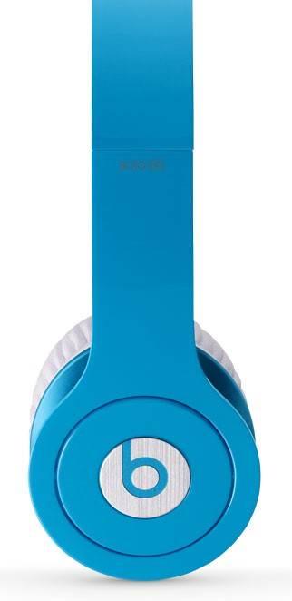 Наушники Beats Solo HD by Dr.Dre светло-голубой матовый - фото 2