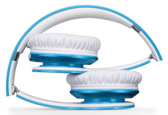 Наушники Beats Solo HD by Dr.Dre светло-голубой матовый - фото 5