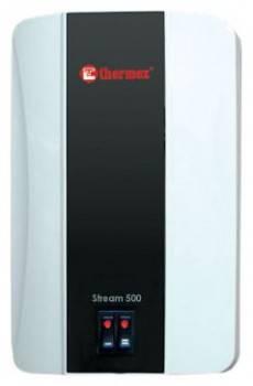 Проточный водонагреватель Thermex Stream 500 white