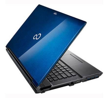 """Ноутбук 17.3"""" Fujitsu LifeBook NH532 синий - фото 1"""