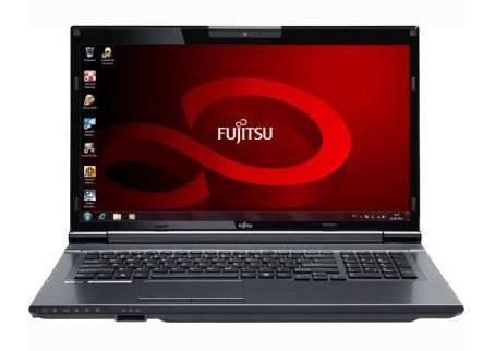 """Ноутбук 17.3"""" Fujitsu LifeBook NH532 синий - фото 2"""