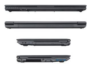 """Ноутбук 17.3"""" Fujitsu LifeBook NH532 черный - фото 4"""