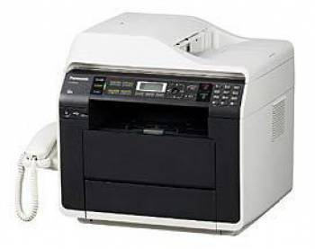 МФУ Panasonic KX-MB2270RU белый / черный