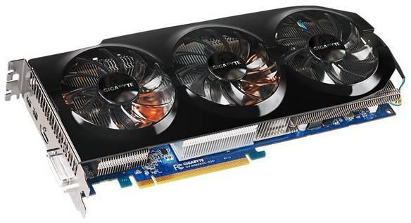 Видеокарта Gigabyte Radeon R9 280X 3072 МБ - фото 2
