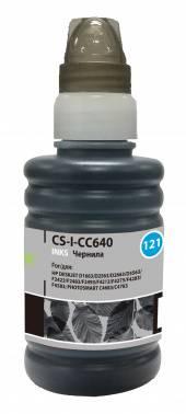 Чернила Cactus CS-I-CC640 черный 100мл для HP DJ D1663 / D2563 / D2663 / PS C4683 / C4783