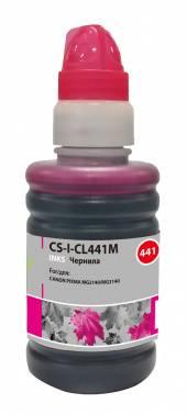 Чернила Cactus CS-CL441 пурпурный 100мл для Canon Pixma MG2140 / MG3140