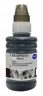 Чернила Cactus CS-I-EPT0731 черный 100мл для Epson St С79 / C110 / СХ3900 / CX4900 / CX5900