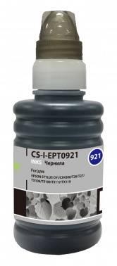 Чернила Cactus CS-I-EPT0921 черный 100мл для Epson St C91 / CX4300 / T26 / T27 / TX106 / TX109