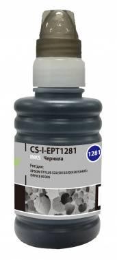 Чернила Cactus CS-I-EPT1281 черный 100мл для Epson St S22 / SX125 / SX420 / SX425 / Of BX305