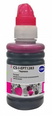 Чернила Cactus CS-I-EPT1283 пурпурный 100мл для Epson St S22 / SX125 / SX420 / SX425 / Of BX305