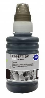 Чернила Cactus CS-I-EPT1291 черный 100мл для Epson StOf B42 / BX305 / BX305F / BX320 / BX525
