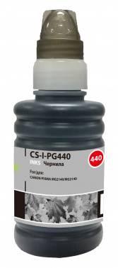 Чернила Cactus CS-I-PG440 черный 100мл для Canon Pixma MG2140 / MG3140