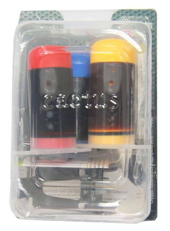 Заправочный набор Cactus CS-RK-CC656 многоцветный 3xфл. 30мл для HP OJ 4500/J4580/J4660/J4680 - фото 2