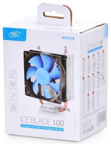 Устройство охлаждения(кулер) Deepcool ICE BLADE 100 Ret (ICEBLADE100) - фото 7