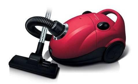 Пылесос Maxwell MW-3203-01-R красный - фото 1