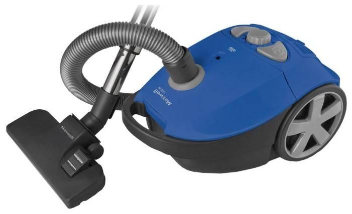 Пылесос Maxwell MW-3206-01-B синий - фото 1