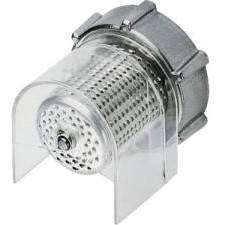 Насадка-терка Bosch MUZ8RV1 серебристый - фото 1