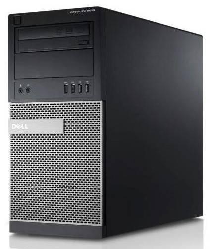 Системный блок Dell Optiplex 3010 MT черный/серебристый - фото 3