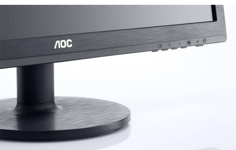 """Монитор 19.5"""" AOC e2060Swd - фото 7"""
