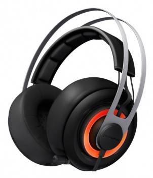 Наушники с микрофоном Steelseries Siberia Elite 51127 черный