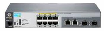 Коммутатор управляемый HPE 2530-8G-PoE+ (J9774A)