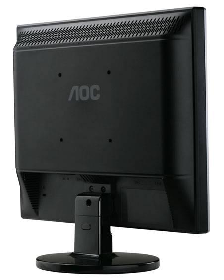 """Монитор 17"""" AOC Professional e719sd/01 серебристый - фото 6"""