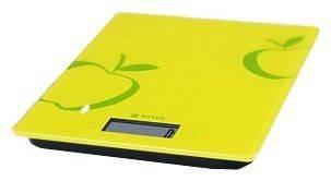 Кухонные весы Vitek VT-2400-01-CL коричневый - фото 1