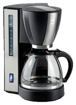 Кофеварка Vitek VT-1509-BK черный - фото 1