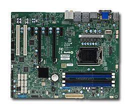 Серверная материнская плата Soc-1150 SuperMicro MBD-X10SAE-O ATX Ret